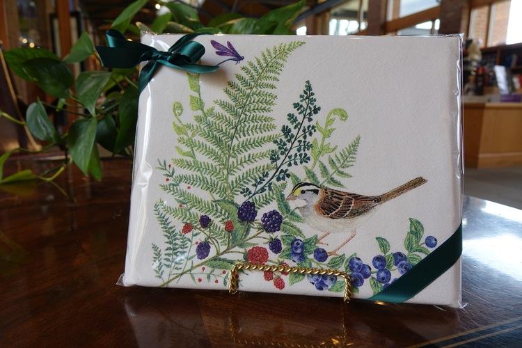 Botanical Fabric Gift Items