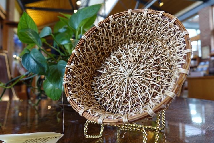Honeysuckle Baskets