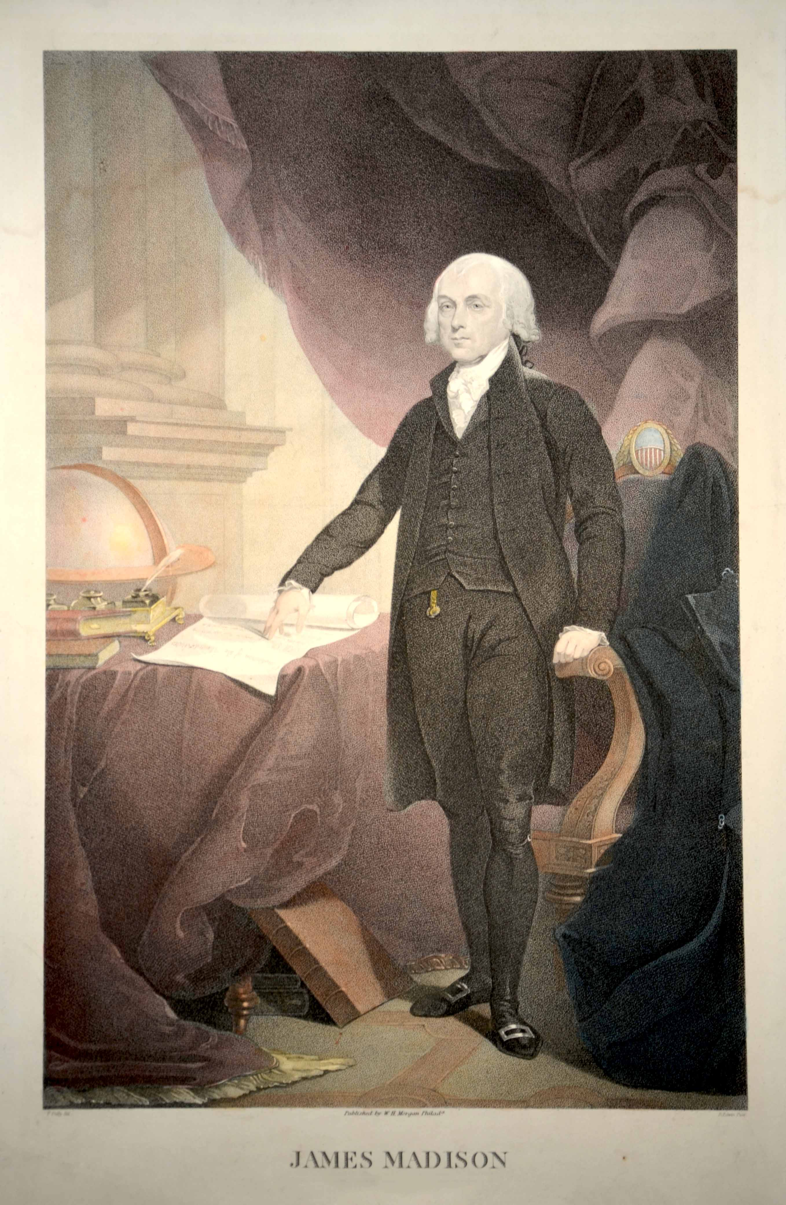 an introduction to the life of james madison Madison, james, jr, a delegate and a representative from virginia and 4th  president of the united states born in port conway, king george county, va,.